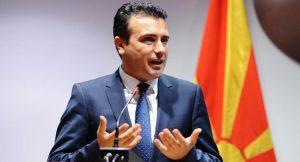 Ζάεφ: Ας απαντήσει η Ελλάδα αν στο έδαφός της ομιλείται η «μακεδονική»