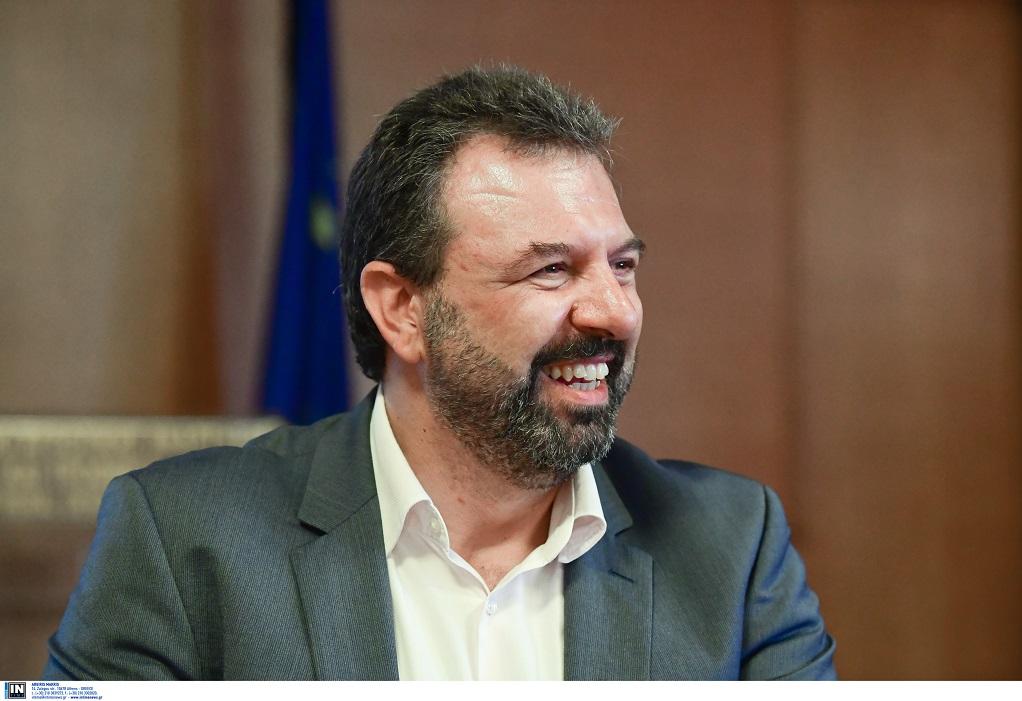 Αναβάθμιση του ΕΦΕΤ προανήγγειλε ο Σ. Αραχωβίτης