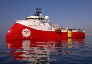 Νέα τουρκική πρόκληση: Έξω από την Αμμόχωστο το Barbaros!