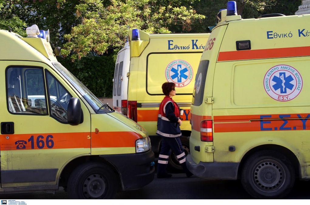 Κρήτη: Θανατηφόρο τροχαίο με τραυματίες παιδιά
