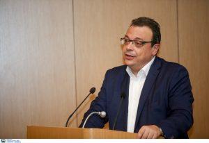 Σ.Φάμελλος: «Υποστηρίζουμε την ισχυροποίηση της Κρατικής Βιομηχανίας Ξύλου στην Καλαμπάκα»