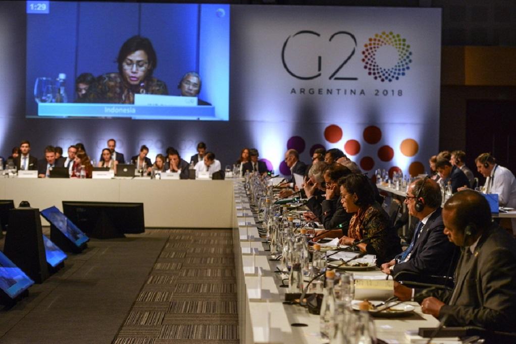 Κοροναϊός: Καταγραφή των G20 για τους οικονομικούς κινδύνους
