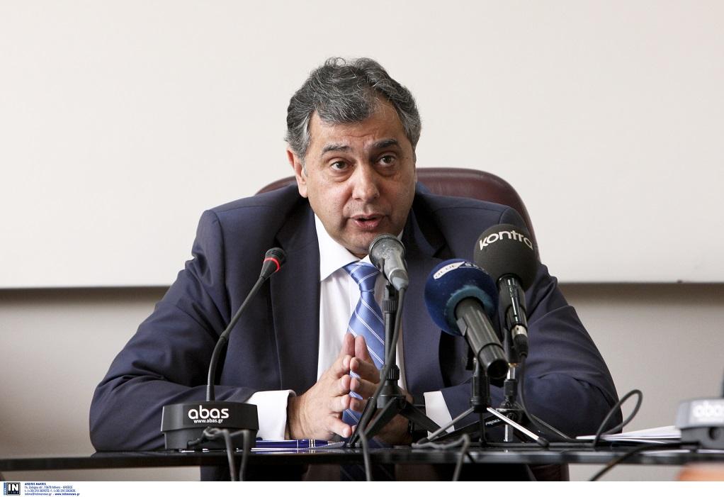 Β. Κορκίδης: Επιτακτικές οι συνεργασίες για την πάταξη του παρεμπορίου