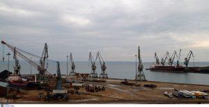 Αυξάνεται η εμπορική κίνηση του λιμανιού Θεσσαλονίκης