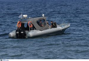 Κυβερνήτης σκάφους, λιποθύμησε εν πλω, ανοιχτά του Αγίου Όρους