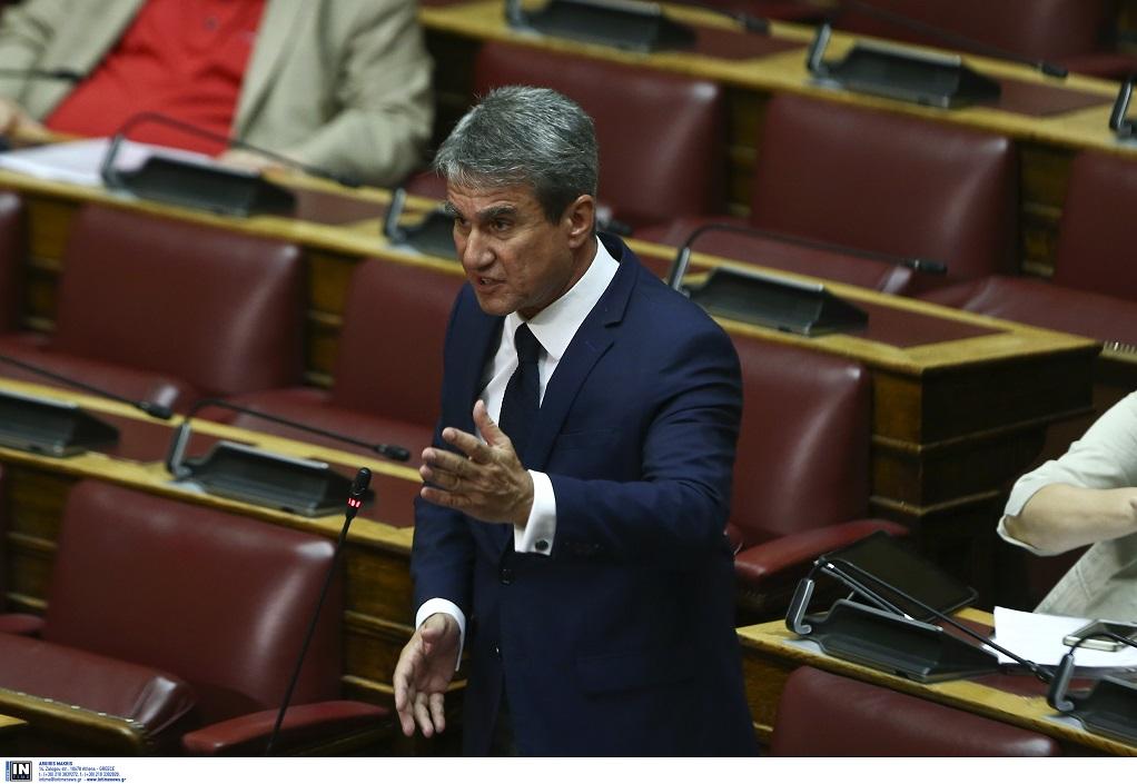 H Επιτροπή Δεοντολογίας εισηγείται άρση ασυλίας του Λοβέρδου