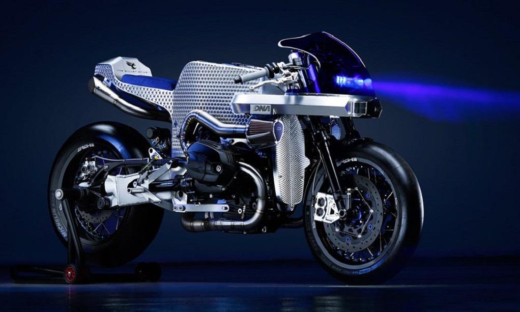 Ελληνική μοτοσικλέτα έκανε ντεμπούτο στο Μιλάνο(ΦΩΤΟ)