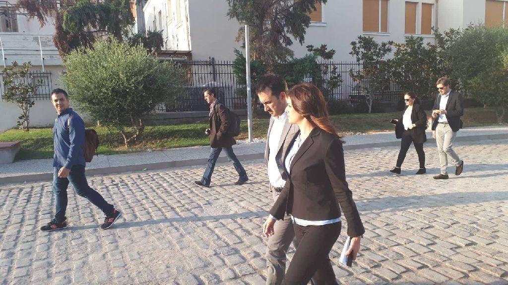 Βόλτα Χαρίτση- Νοτοπούλου στο Λιμάνι με… χρηματοδότηση 210.000 ευρώ!