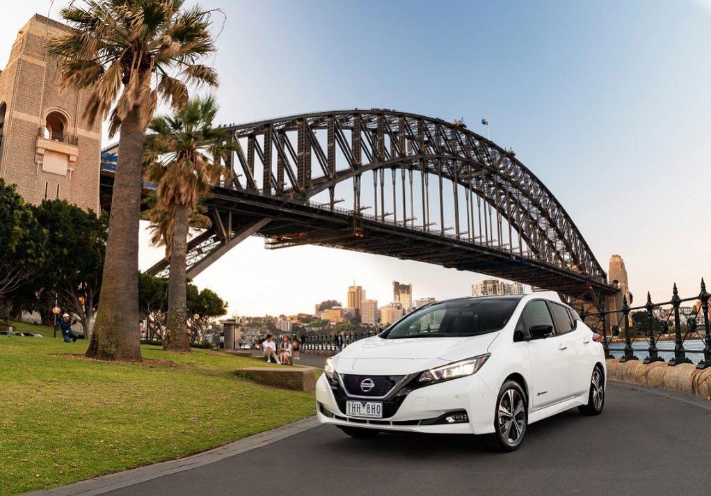 """Το Nissan LEAF, κατέκτησε το βραβείο """"Green Innovation"""" στην Αυστραλία"""
