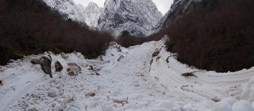 Επιχείρηση διάσωσης τεσσάρων ορειβατών στο Μέτσοβο