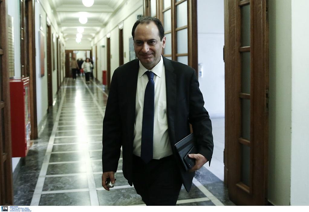 Χρ. Σπίρτζης: H Ελλάδα αποκτά επιτέλους Εθνικό Στρατηγικό Σχέδιο Μεταφορών
