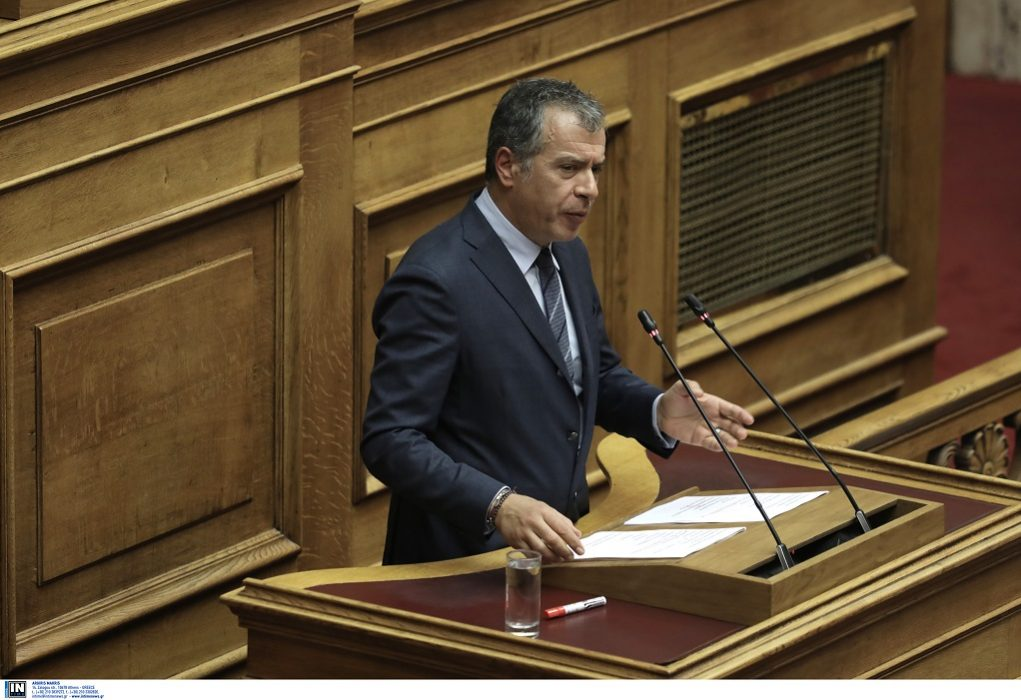 Θεοδωράκης: Το Ποτάμι δεν έχει καμία ευθύνη για το κυβερνητικό παρελθόν