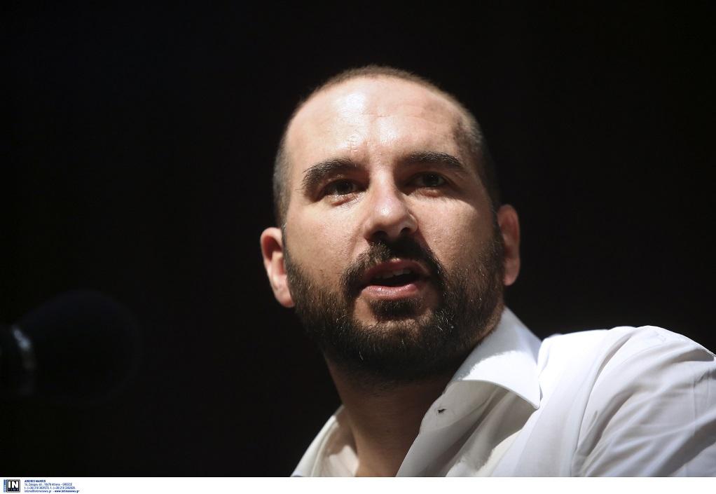 Αλλαγές στον ποινικό κώδικα: «Παροξυσμό αυταρχισμού» χρεώνει στην κυβέρνηση ο Δ. Τζανακόπουλος