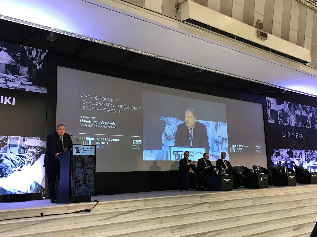 Κοινό… «σφυροκόπημα» Βενιζέλου- Σταϊκούρα στην κυβέρνηση