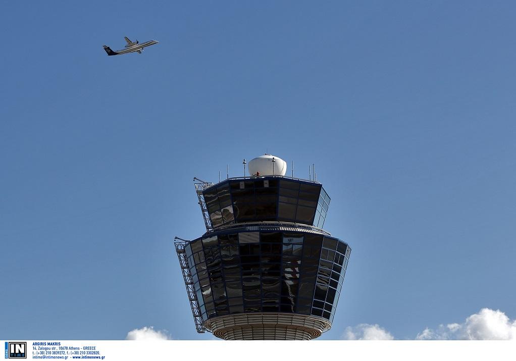 Σε ανοδική τροχιά η επιβατική κίνηση στα αεροδρόμια