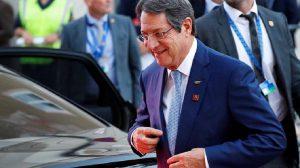 Κύπρος: Σήμερα συναντώνται Αναστασιάδης και Ακιντζί