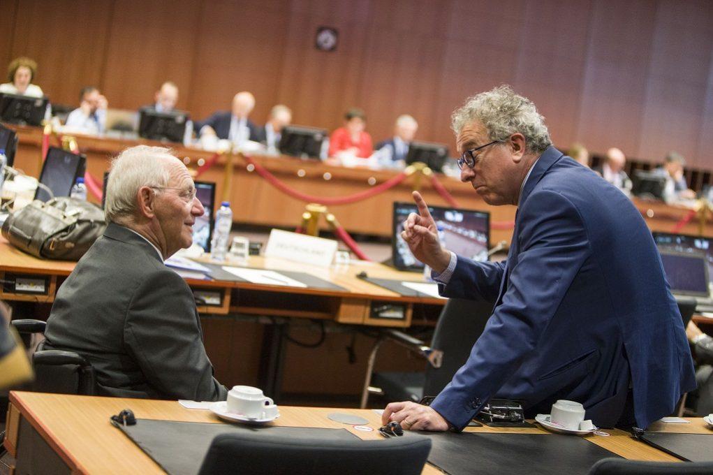 Σόιμπλε: «Η διαδικασία μεταρρυθμίσεων δεν ήταν εύκολη για την Ελλάδα και εξακολουθεί να είναι δύσκολη»