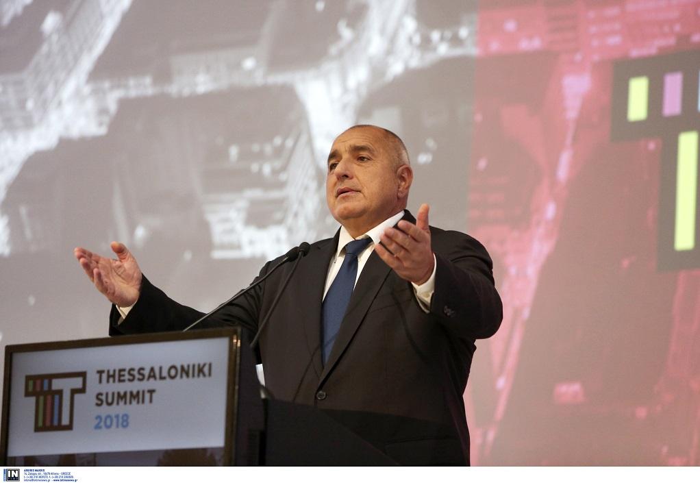 Μπορίσοφ: Η Μαύρη Θάλασσα να είναι πεδίο ανάπτυξης