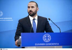 Τζανακόπουλος: Ανεπαρκή και με αγκυλώσεις η ΝΔ