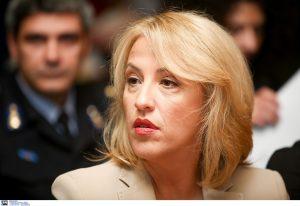 Δούρου: Η απονομή της Δικαιοσύνης χρειάζεται υπομονή