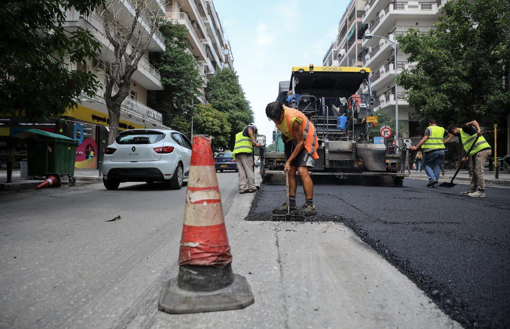Εργασίες στο δήμο Νέαπολης-Συκεών – Δείτε αναλυτικά