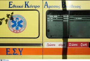 Τροχαίο ατύχημα στην Ε.Ο. Θεσσαλονίκης – Μουδανιών – Ένας τραυματίας