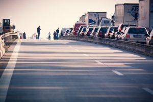 Διακοπή κυκλοφορίας στη Θεσσαλονίκης-Νέων Μουδανιών