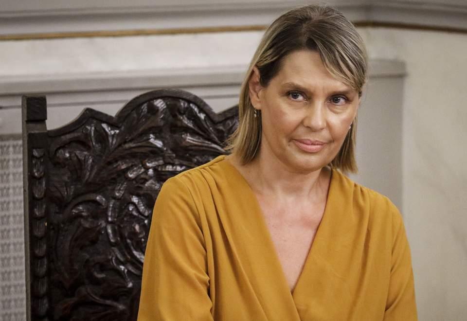 Η Κατερίνα Παπακώστα δεν θα είναι υποψήφια με το ΣΥΡΙΖΑ
