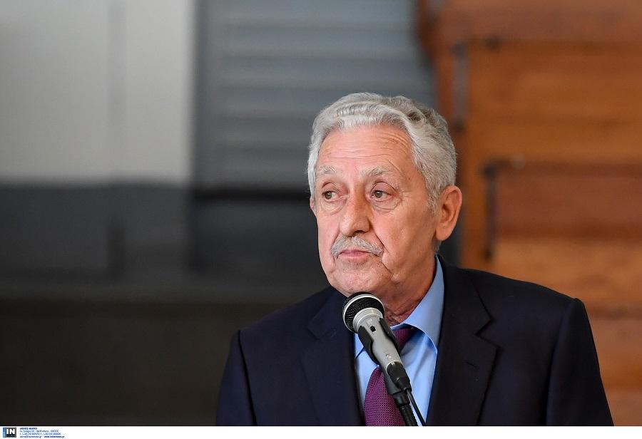 Φ. Κουβέλης:  Η λύση είναι συμφέρουσα και αναγκαία για την Ελλάδα