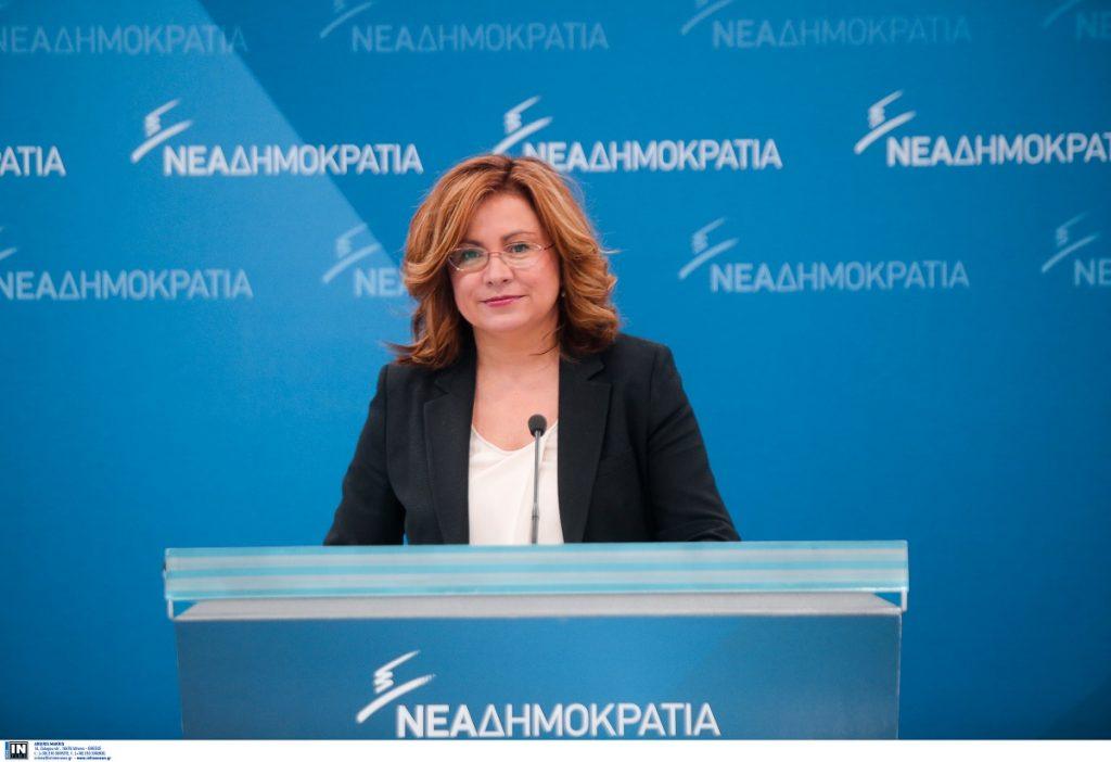Σπυράκη: Ο Π. Πολάκης διεκδικεί το νόμπελ της απρέπειας