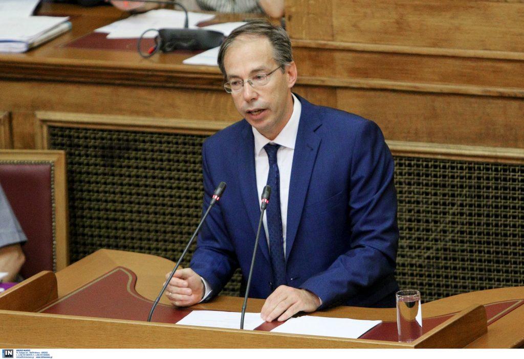 Γιώργος Μαυρωτάς: Η συμφωνία είναι η τελευταία ευκαιρία για λύση προς όφελος των εθνικών συμφερόντων
