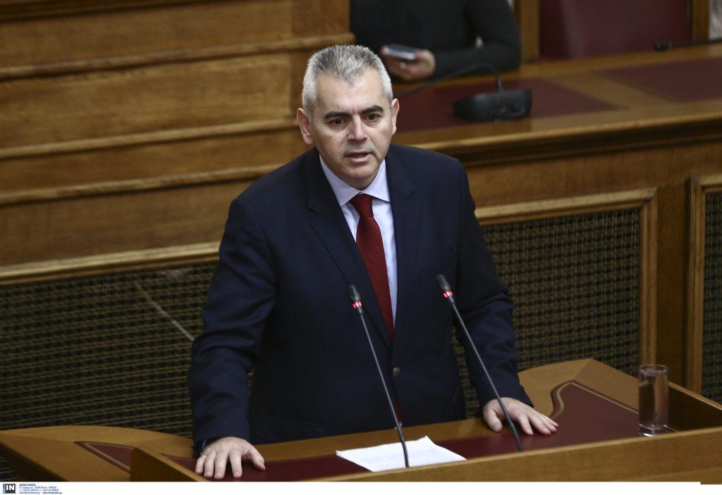 Χαρακόπουλος: Οι αγρότες κλείνουν την πόρτα στον ΣΥΡΙΖΑ