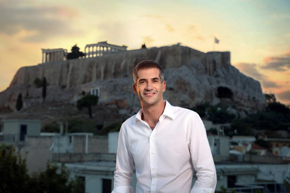 Μπακογιάννης: Στις 26 Μαΐου η Αθήνα αλλάζει εποχή και όχι απλώς δήμαρχο