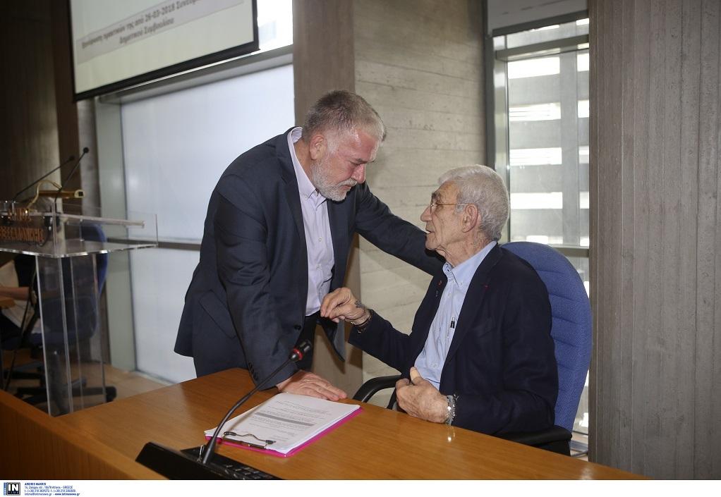 Παρέμβαση Αβραμόπουλου για ένωση των κομματιών του προοδευτικού χώρου στο δήμο