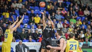 Basketball Champions League: Άνετος στην Τσεχία ο ΠΑΟΚ