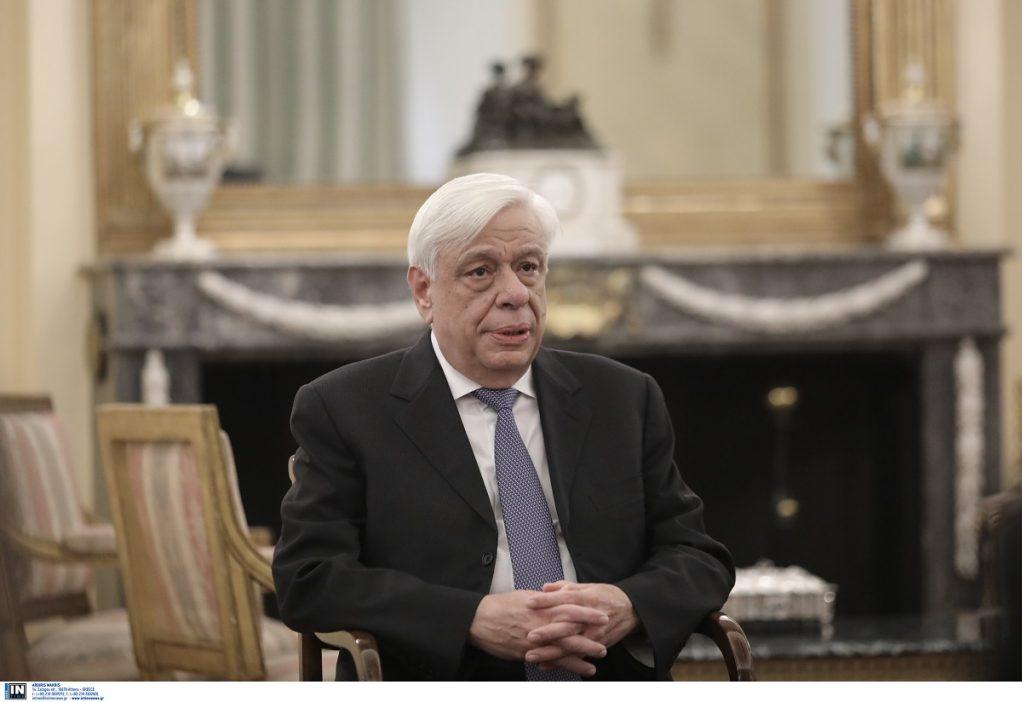 Ο Παυλόπουλος συνεχάρη την Σακελλαροπούλου