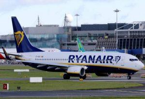 Ιρλανδία: Η Ryanair σχεδιάζει περικοπή θέσεων εργασίας