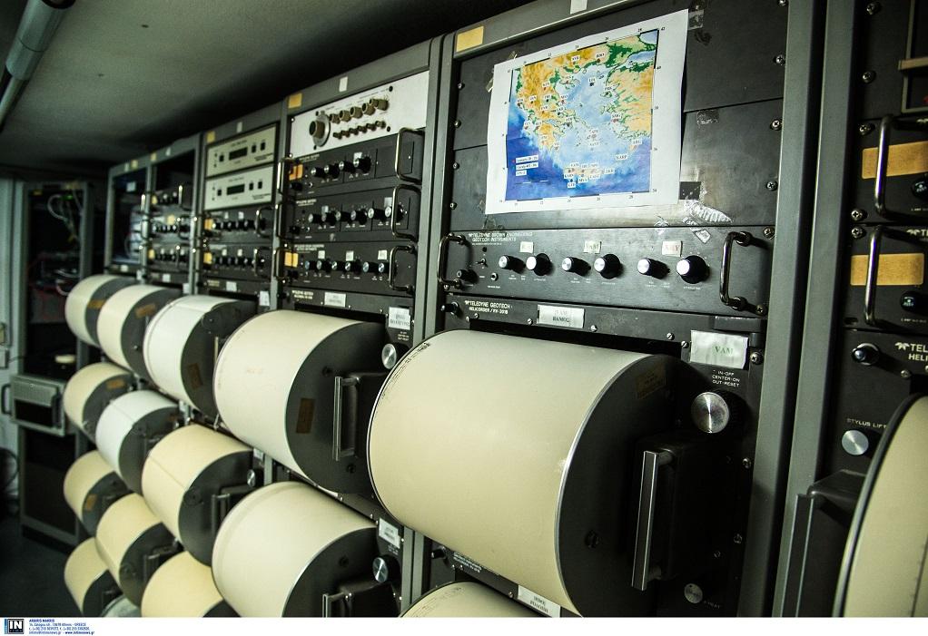 Σεισμός «ταρακούνησε» τον Κορινθιακό κόλπο