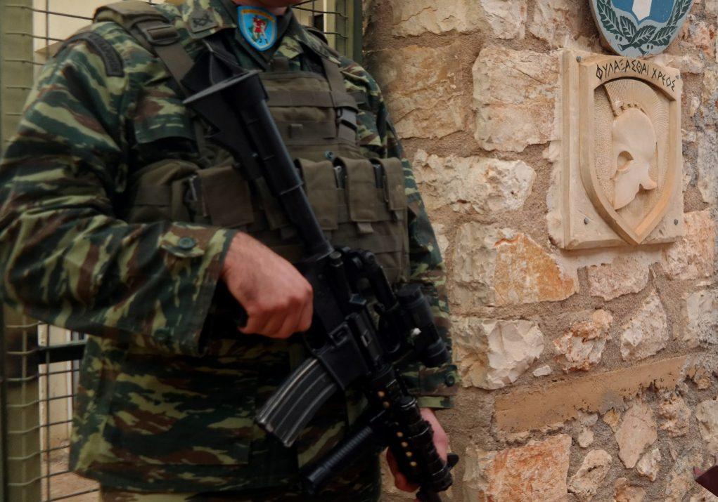 Σέρρες: Εντοπίστηκε νεκρός στρατιωτικός