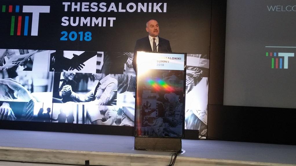 Thessaloniki Summit: Με το βλέμμα στην ανάπτυξη