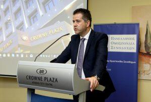 Τάσιος: Η ΠΟΞ θέλει 10ετές σχέδιο για τον τουρισμό