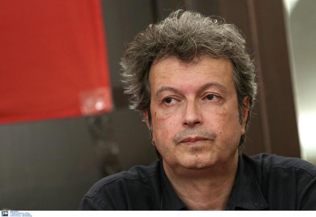 Έμφραγμα υπέστη ο Π. Τατσόπουλος- «Κατέρρευσε» σε ζωντανή εκπομπή (VIDEO)