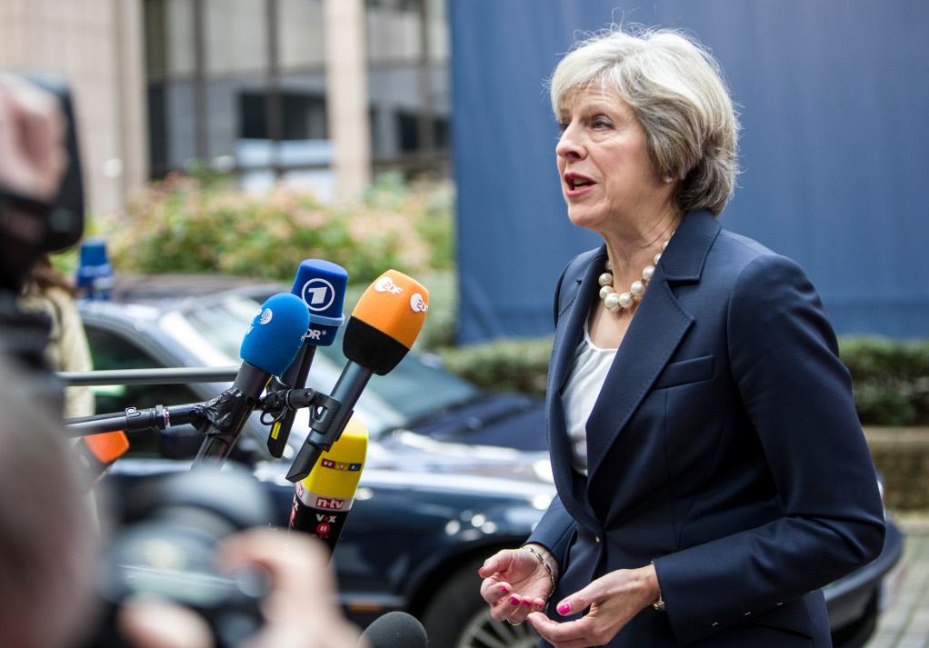 Βρετανία: Συνάντηση Μέι με αντάρτες βουλευτές