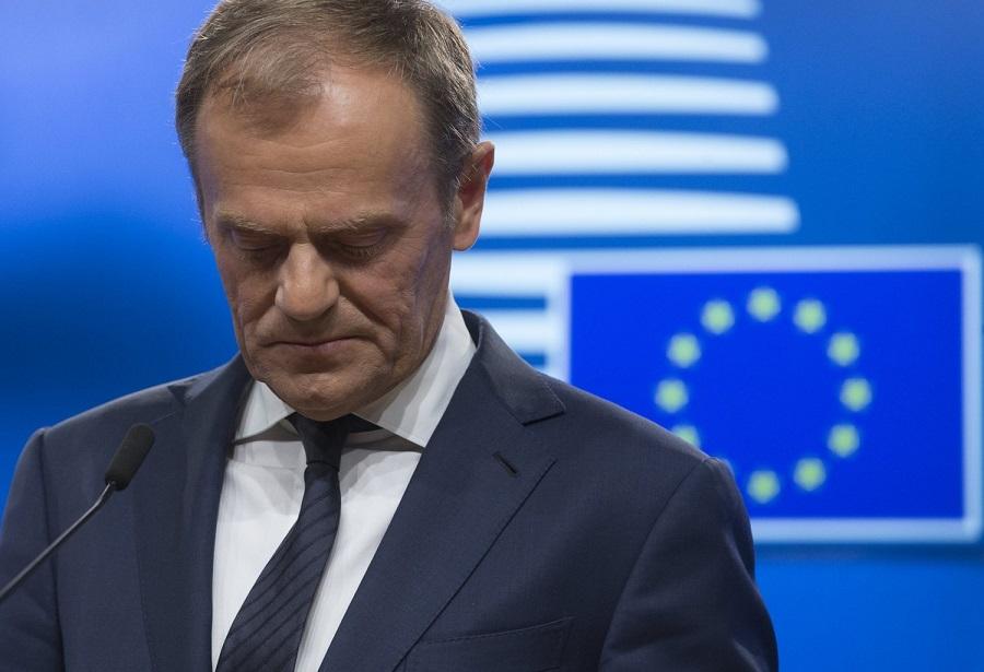 Έκκληση Τουσκ προς Πολωνούς: Ψηφίστε φιλοευρωπαϊκά