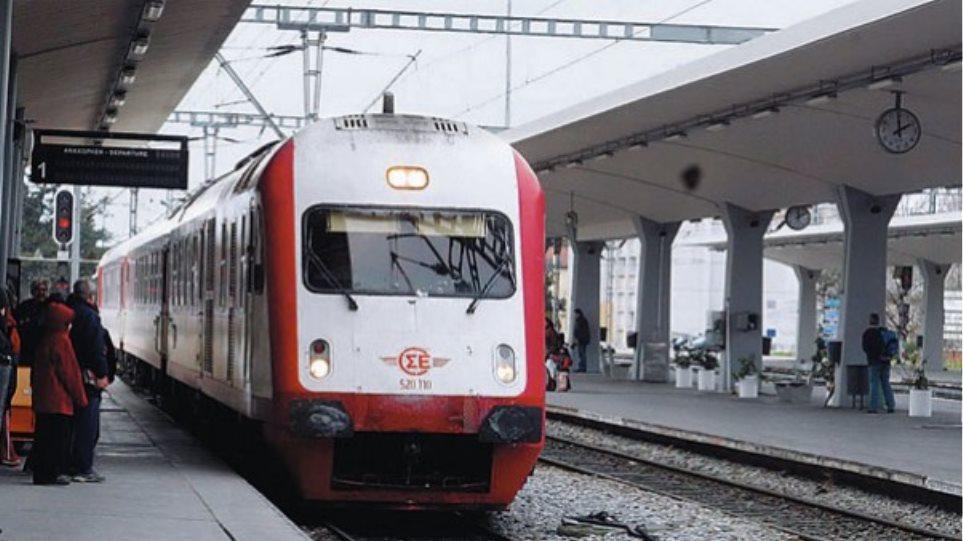 Την επόμενη βδομάδα σε κυκλοφορία η νέα σιδηροδρομική γραμμή «Τιθορέα-Λειανοκλάδι-Δομοκός»