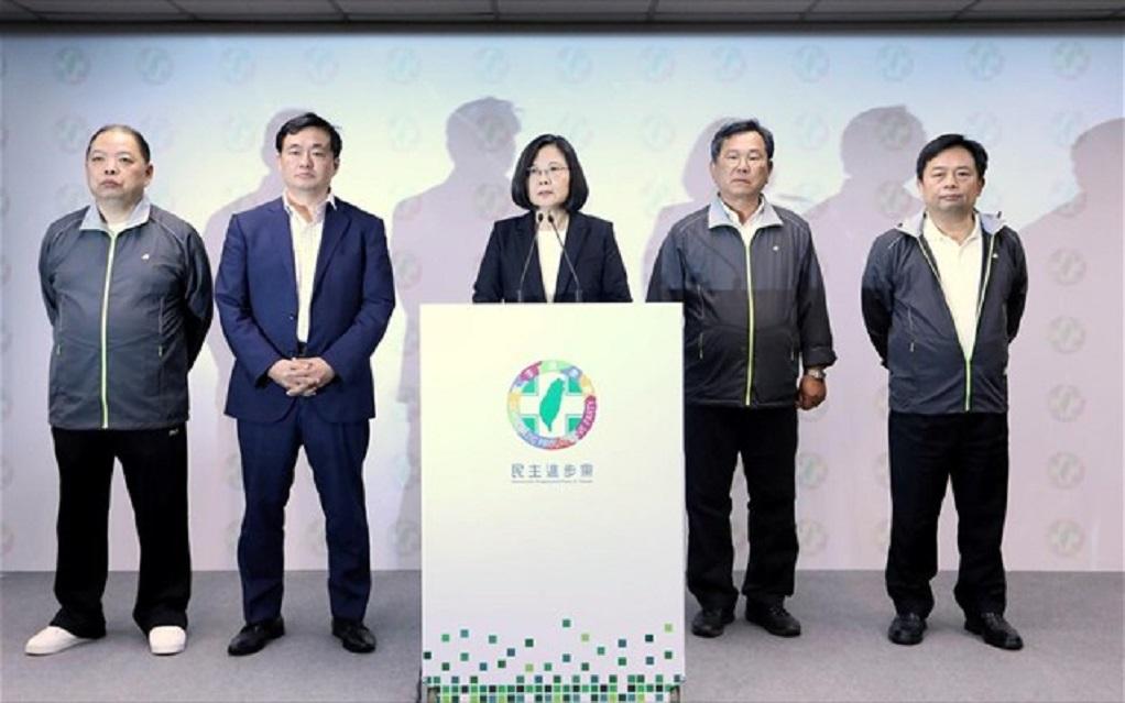 Ανατροπές στην κυβέρνηση της Ταιβάν έφεραν τα αποτελέσματα των δημοτικών εκλογών