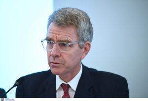 Τζ. Πάιατ: Τι ανέφερε για τις επενδυτικές σχέσεις Ελλάδας-ΗΠΑ