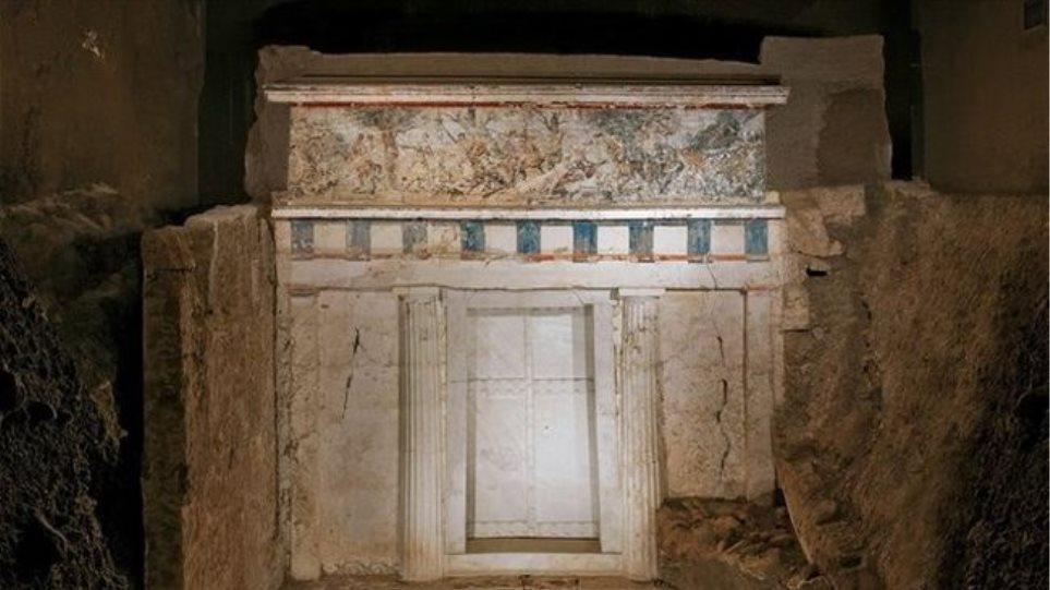 Στο «μικροσκόπιο» τα οστά των βασιλικών τάφων της Βεργίνας
