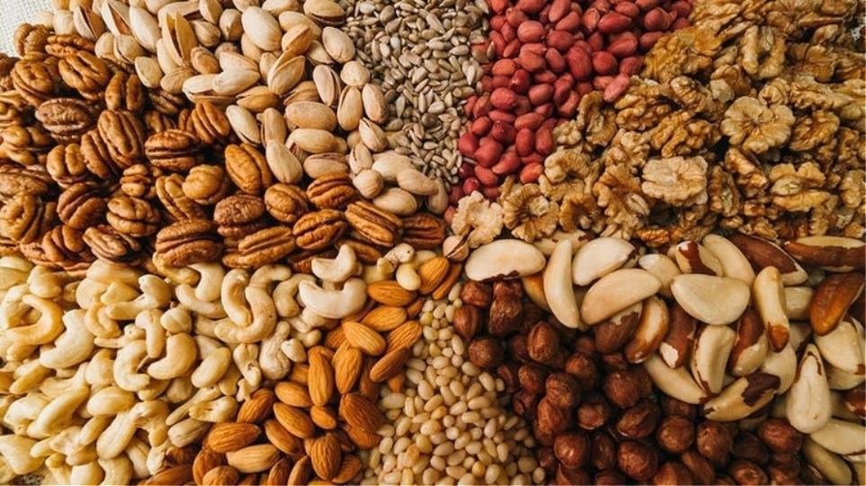 Οι 5 καλύτεροι ξηροί καρποί για την υγεία