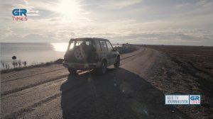 Αυτοψία του GRTimes.gr- Εκεί όπου η θάλασσα της Θεσσαλονίκης είναι ψηλότερα από τη στεριά (VIDEO)